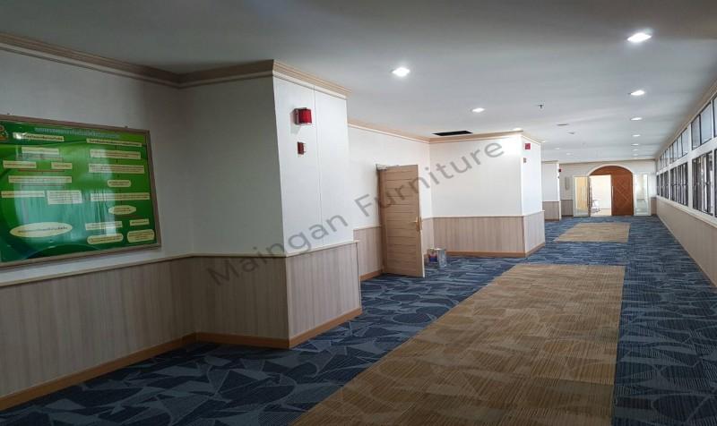 งานปรับปรุงตกแต่งภายในห้องไกล่เกลี่ย ห้องพักผู้ประนีประนอมและปรับปรุงศูนย์ไกล่เกลี่ยและประนอมข้อพิพาท ศาลแพ่งกรุงเทพใต้
