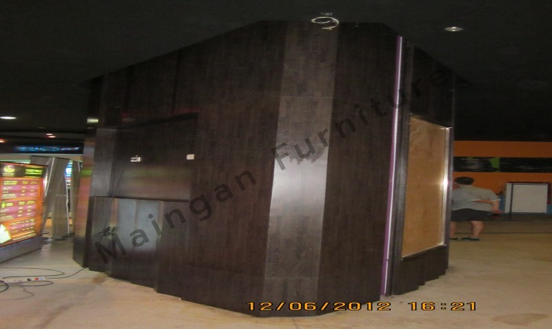 RENOVATE BOX OFFICE 2012