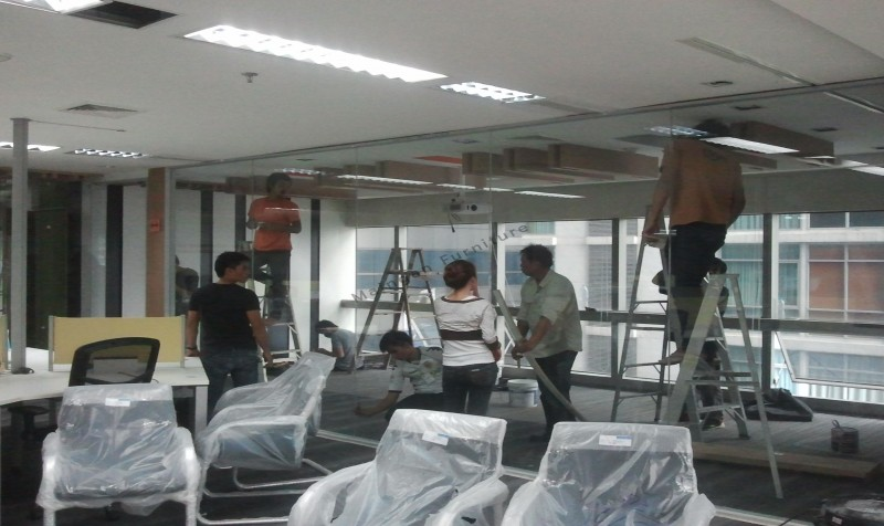 DECORATION OFFICE 3M Thailand Limited อาคารเสริมมิตร